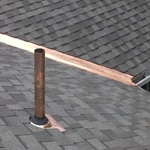 copper roof ventilation simsbury ct