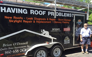 simsbury roofing contractor