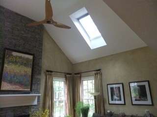 New Solar Venting Skylights in West Simsbury, CT